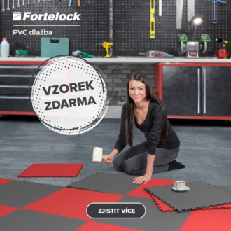 Jak jednoduše a správně položit dlažbu Fortelock?