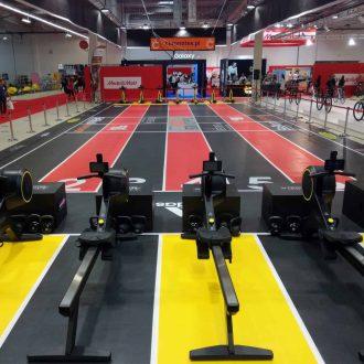 PVC zámková dlažba – ideální podlaha na veletrhy a výstavy
