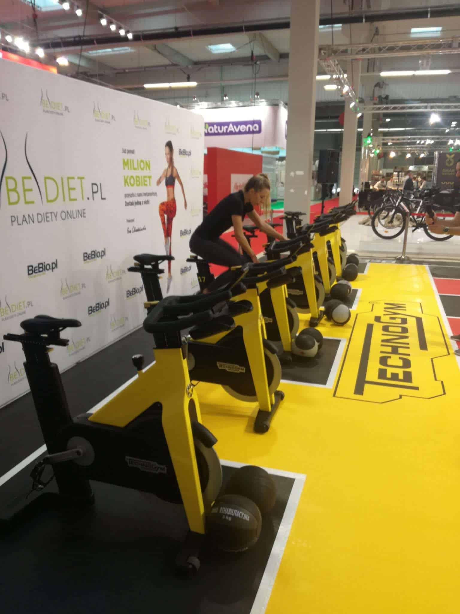 Fitness výstava, Polsko