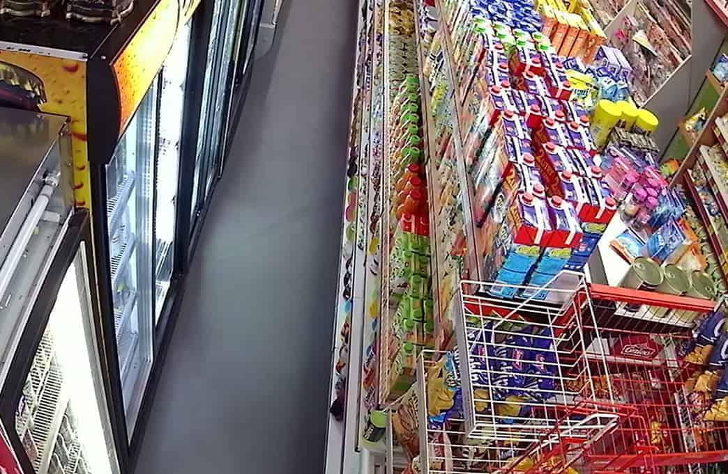 Prodejna s potravinami, Polsko