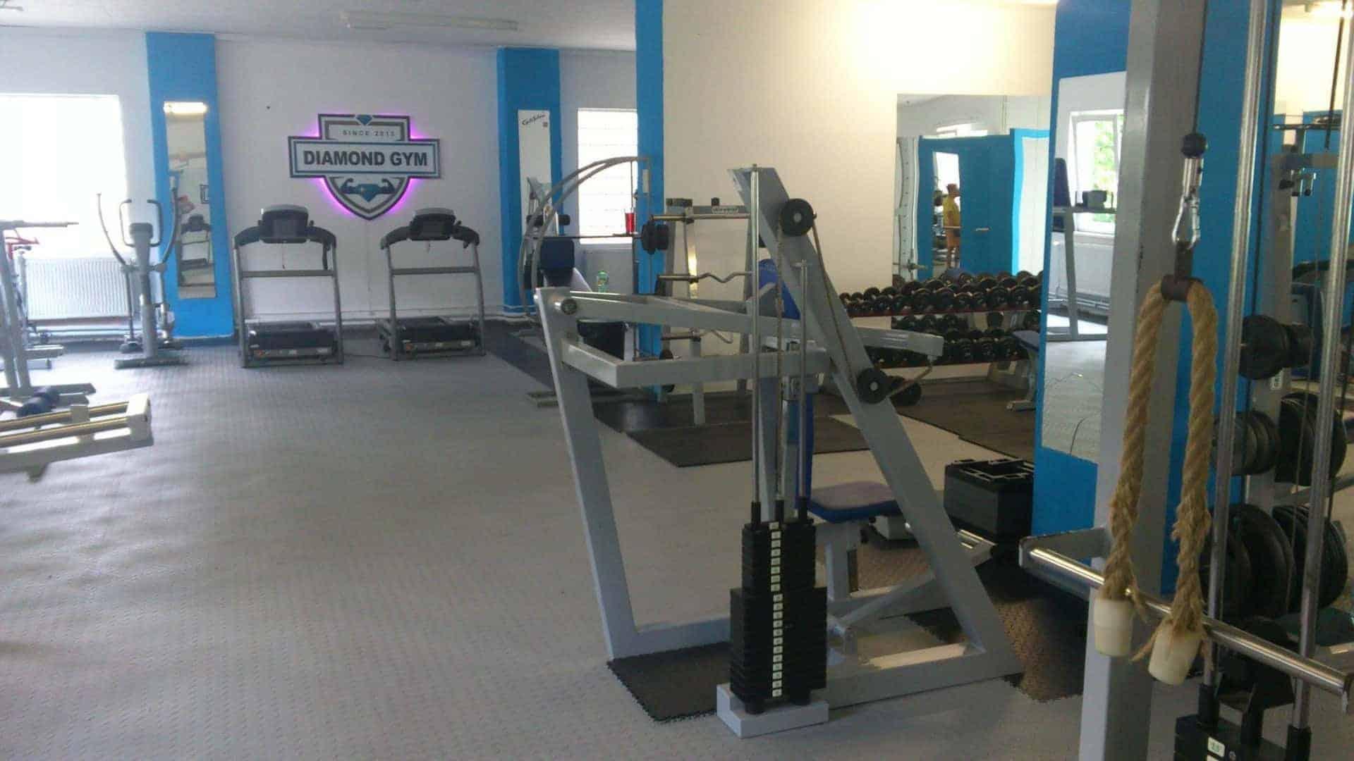 Fitness centrum, Česko