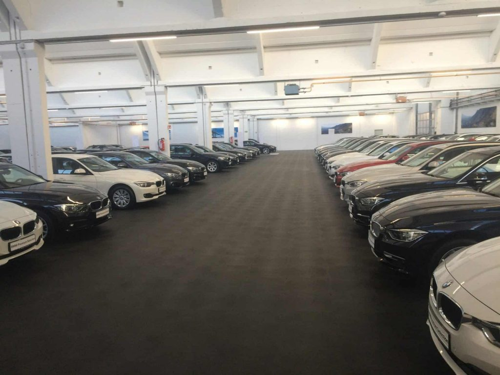 Prodejce automobilů BMW, Německo