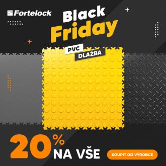 BLACK FRIDAY akční ceny na e-shopu