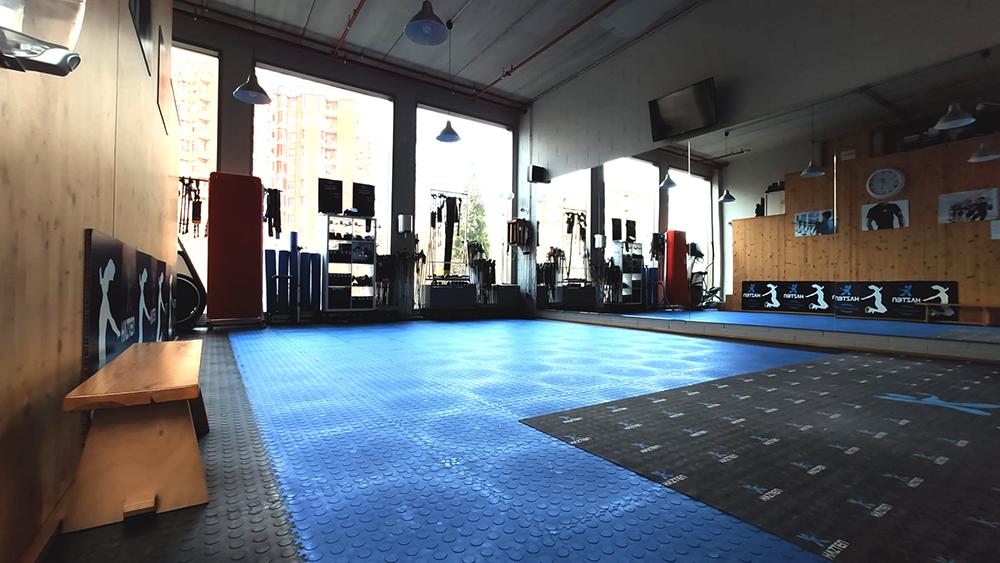 Fitness centrum, Španělsko