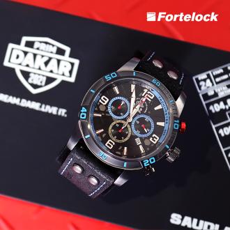 Vyhlašujeme soutěž o hodinky PRIM DAKAR 2021