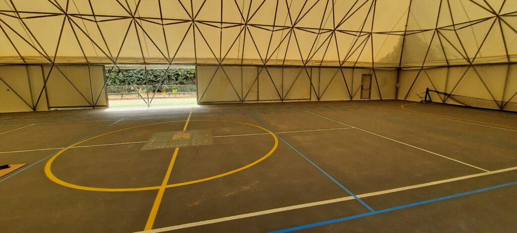 Sportovní hala, Itálie